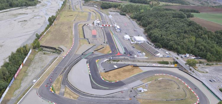 trevel lab Autodromo Vara de' Melegari