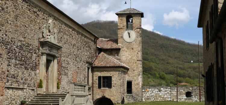Tour Coccole in Appennino - Castello di Bardi