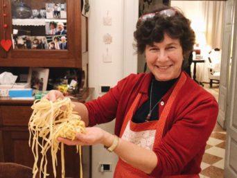 Antonia Greci - Parma cooking class