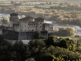 castello torrechiara food valley travel