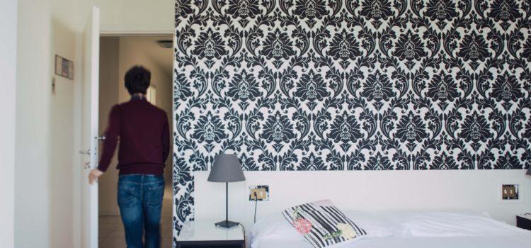 hotel elite camera bianca nera small